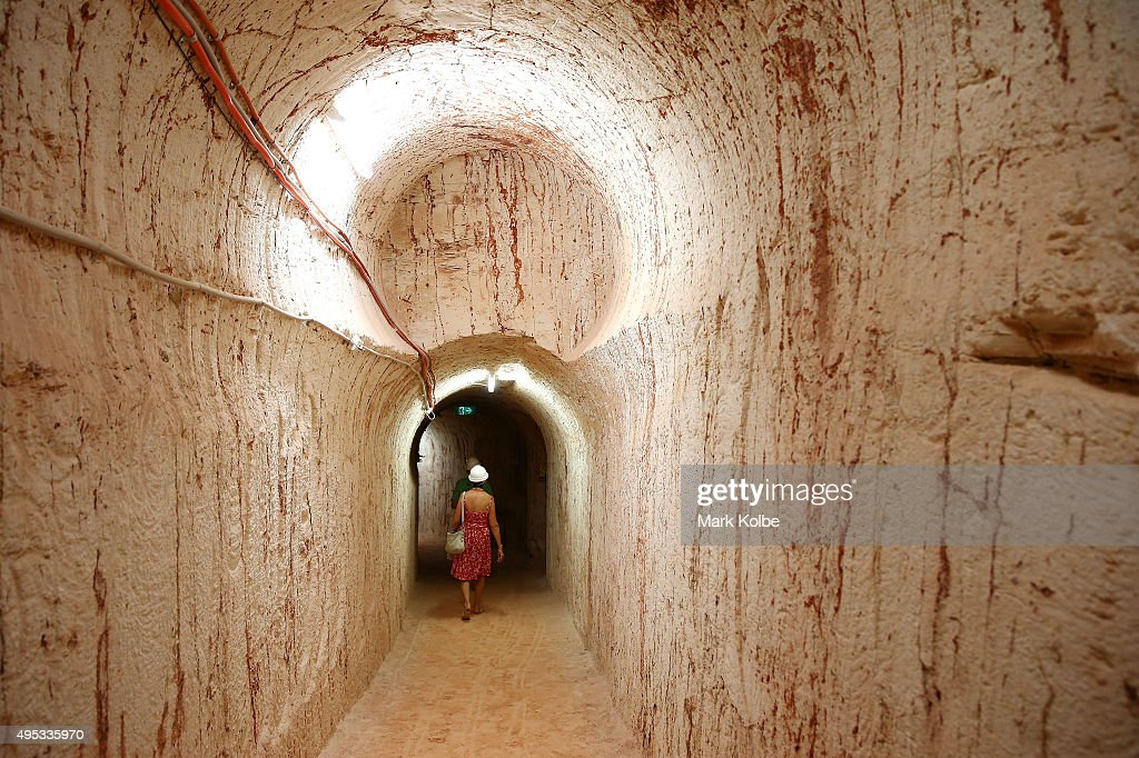 Scenes of Coober Pedy : News Photo