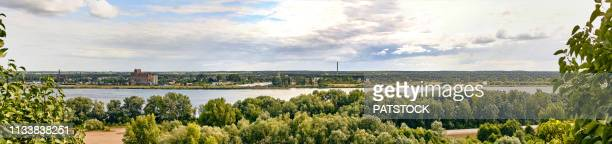 vistula river in plock - cieszyn stock pictures, royalty-free photos & images
