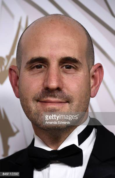 Visual effects artist Alex Gitler arrives at the FOX Broadcasting Company Twentieth Century Fox Television FX and National Geographic 69th Primetime...