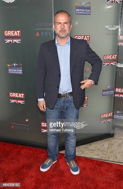 Visual Effects artist Jeremy Dawson attends the GREAT British film reception honoring the British nominees of the 87th Annual Academy Awards at The...