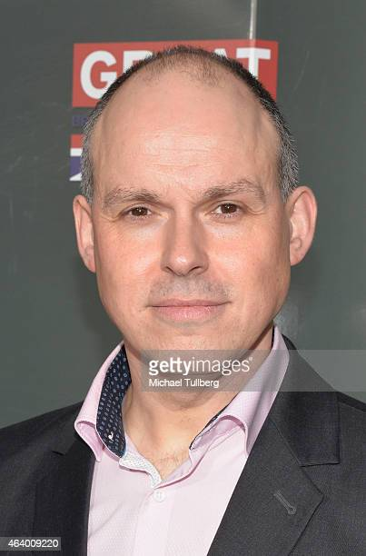 Visual Effects artist Paul Franklin attends the GREAT British film reception honoring the British nominees of the 87th Annual Academy Awards at The...