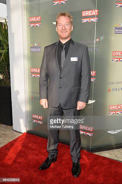 Visual Effects artist Tim Crosbie attends the GREAT British film reception honoring the British nominees of the 87th Annual Academy Awards at The...