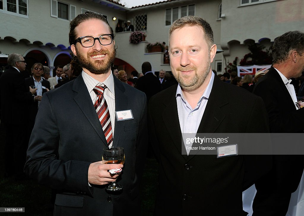 GREAT British Film Reception To Honor The British Nominees Of The 84th Annual Academy Awards - Red Carpet : News Photo