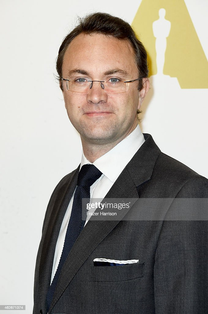FILE: British Oscar Nominees