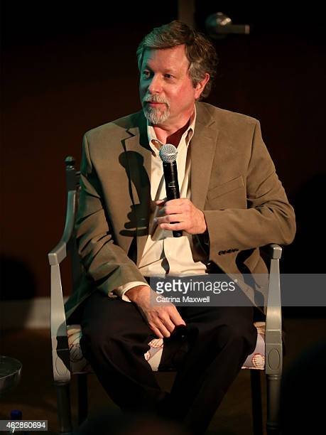 Visual effects supervisor Kevin Hynek speaks on the Visual Effects for Television panel during aTVfest presented by SCAD on February 6 2015 in...