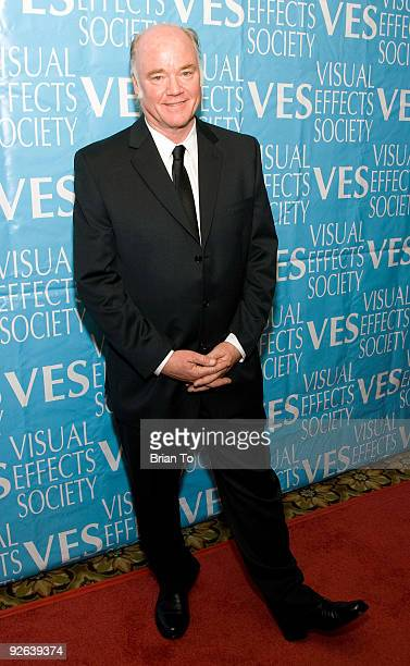Visual Effects Supervisor Phil Tippett recipient of the Georges Melies Award arrives at 7th Annual Visual Effects Awards at Hyatt Regency Century...
