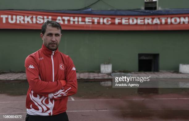 Visually handicapped athlete Semih Deniz who won the bronze medal in the 1500m T11 event at the 2016 Paralympics in Rio de Janeiro and made history...