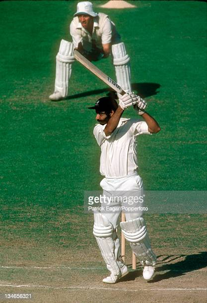 Viswanath, England v India, 2nd Test, Lord's, June 1979.