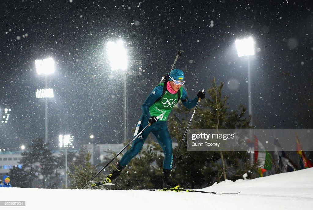 Biathlon - Winter Olympics Day 13 : News Photo