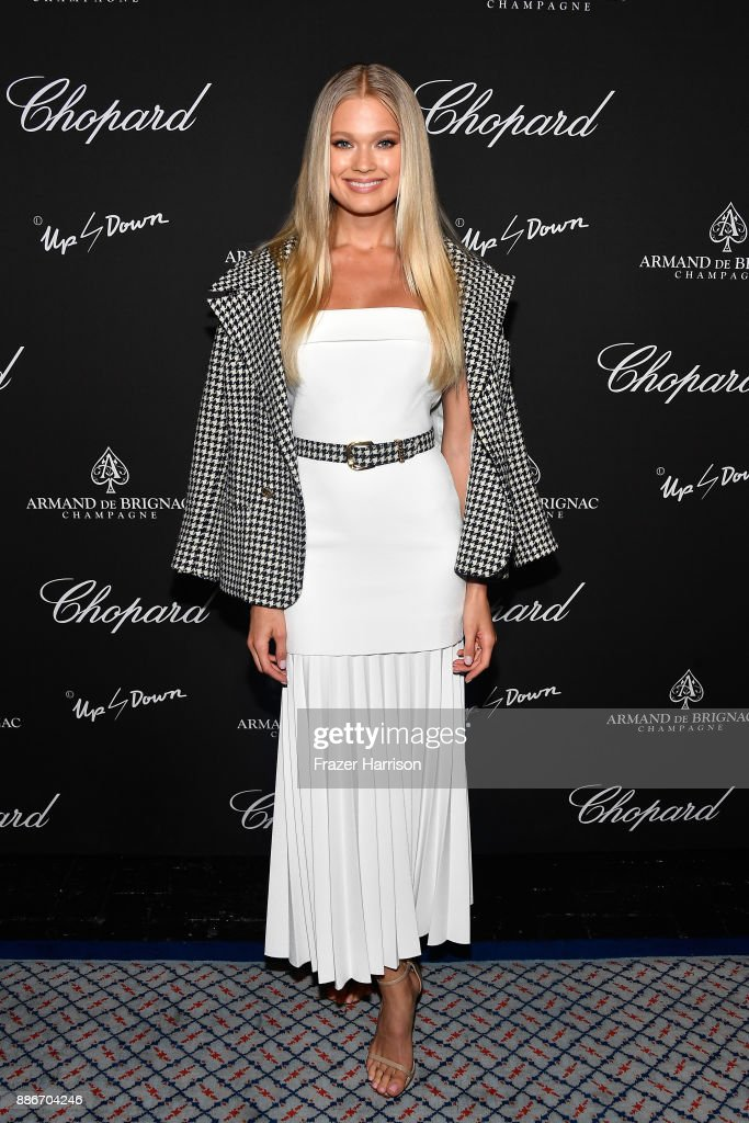 Creatures Of The Night Late-Night Soiree Hosted By Chopard And Champagne Armand De Brignac