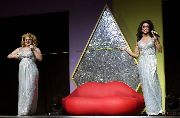 NV: World's First All-Live Singing Drive-In Drag Show Held During COVID-19 Closure