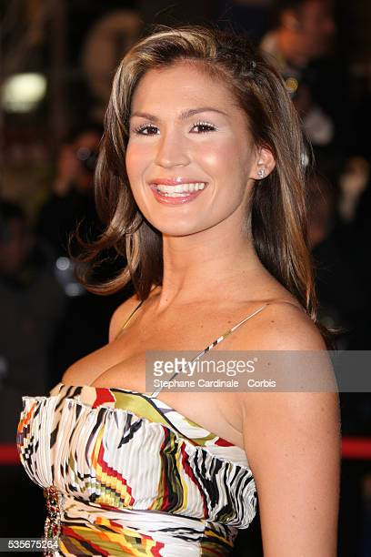 Vitaa arrives at the 2008 NRJ Music Awards in Cannes