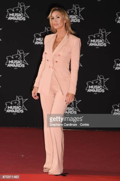 Vitaa attends the 19th NRJ Music Awards on November 4 2017 in Cannes France