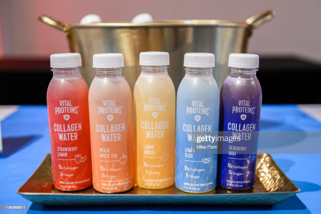 Vital Proteins Collagen Water On Display At Four Roses Bourbon S News Photo Getty Images,Yellow Automotive Paint