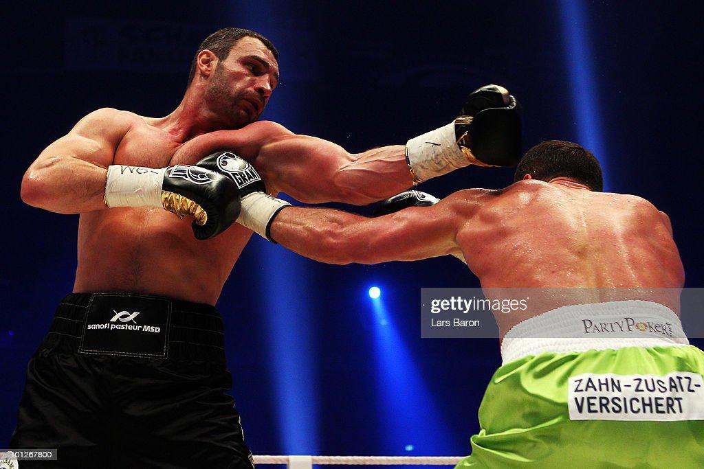 Vitali Klitschko v Albert Sosnowski - WBC World Heavyweight Championship