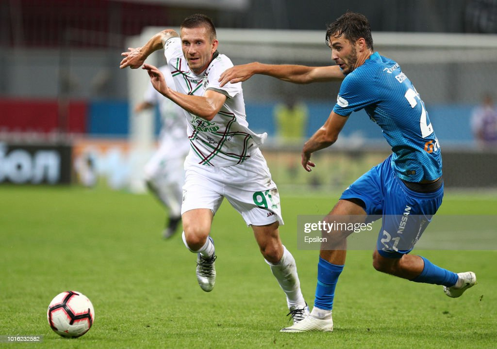 FC Rubin Kazan vs FC Zenit Saint Petersburg - Russian Premier League