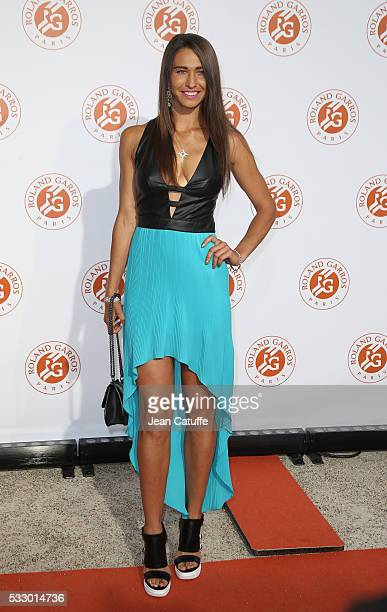 Vitalia Diatchenko of Russia attends the 2016 French Open Players' Party held at the Petit Palais on May 19 2016 in Paris France