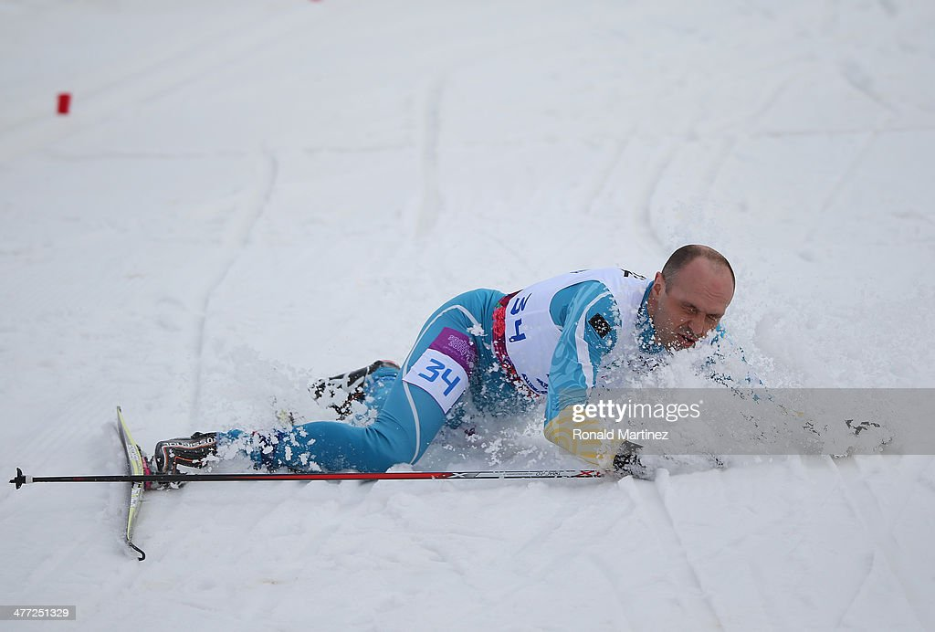 2014 Paralympic Winter Games - Day 1 : Photo d'actualité