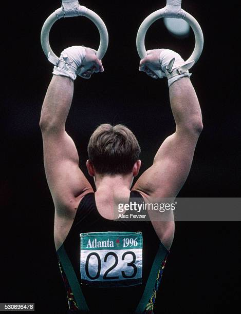 vitaly scerbo at 1996 olympic games - 1996 summer olympics atlanta stock pictures, royalty-free photos & images