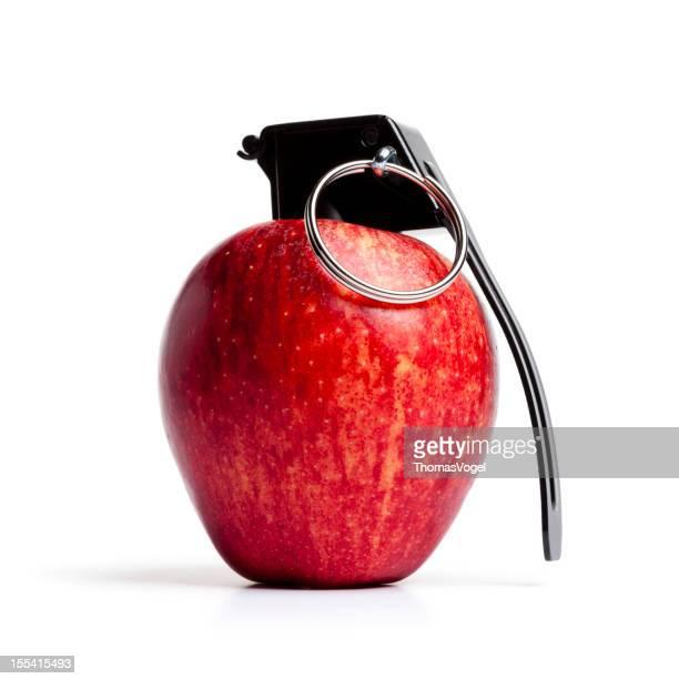 Vitamina bomba de Apple Grenade frutas
