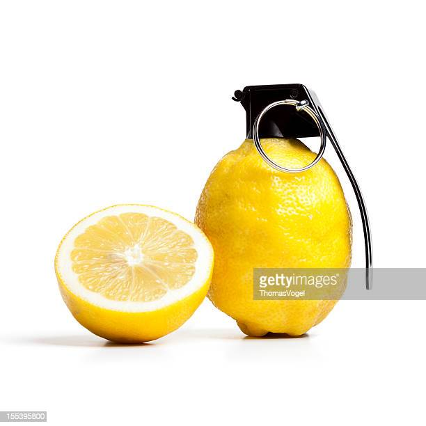 Vitamina Bomba-Limón Grenade frutas