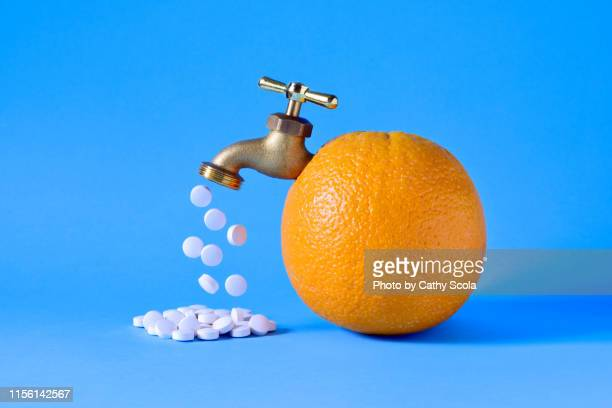 vitamin c - vitamin c stock pictures, royalty-free photos & images