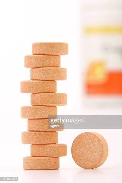 Vitamin-Pillen