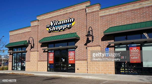 vitamin shoppe - the medicine shoppe stock pictures, royalty-free photos & images