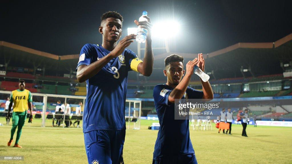 Korea DPR v Brazil - FIFA U-17 World Cup India 2017 : News Photo