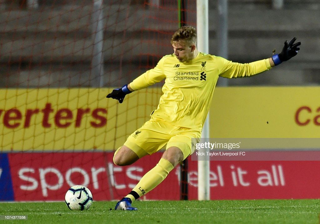 Liverpool v Portsmouth: FA Youth Cup : News Photo