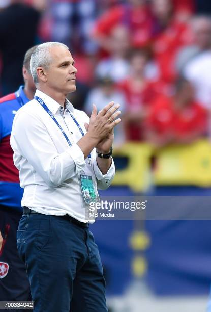 Vitezslav Lavicka during the UEFA European Under21 match between Czech Republic and Italy on June 21 2017 in Tychy Poland