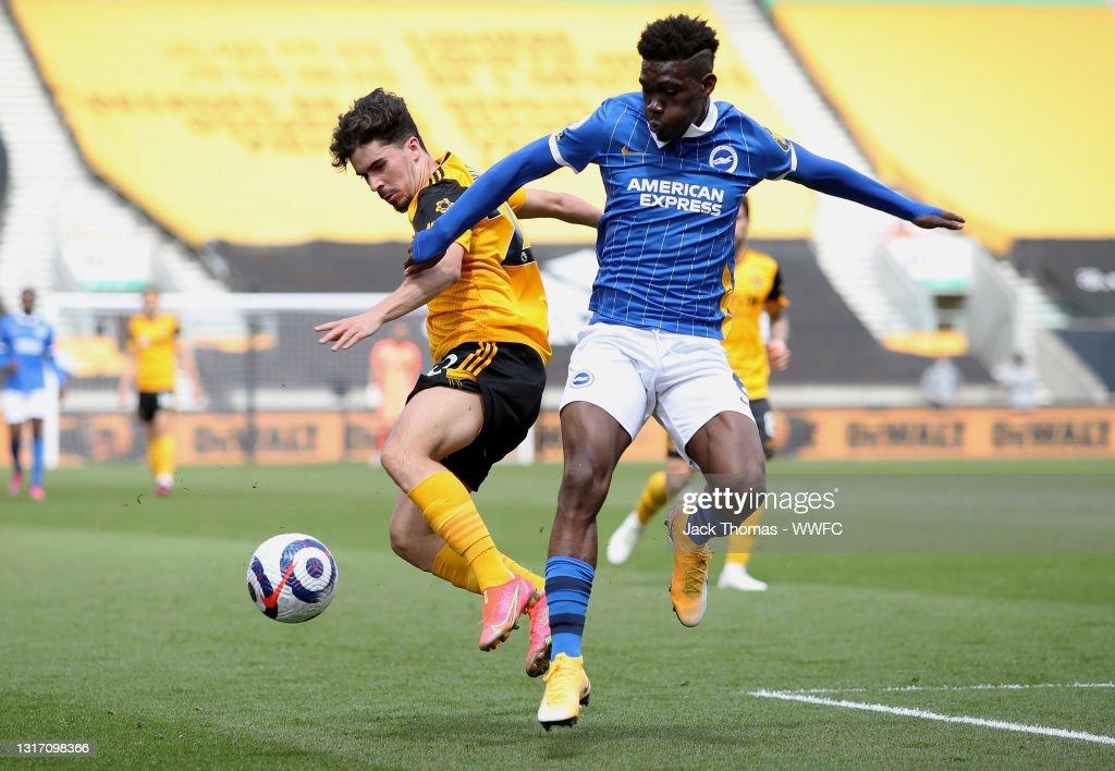 Wolverhampton Wanderers v Brighton & Hove Albion - Premier League : News Photo