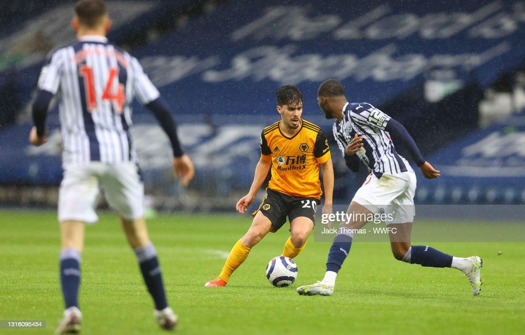 West Bromwich Albion v Wolverhampton Wanderers - Premier League : News Photo