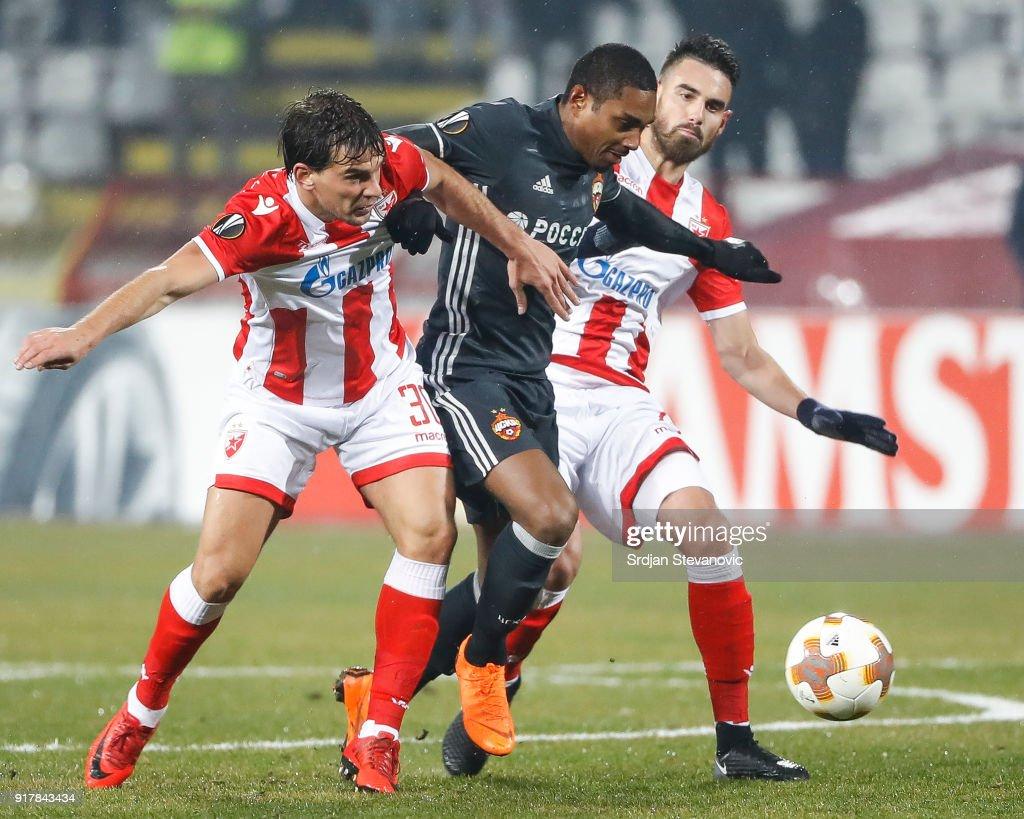Red Star Belgrade v CSKA Moscow - UEFA Europa League