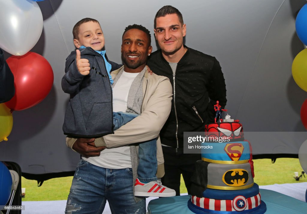 Bradley Lowery Birthday Party