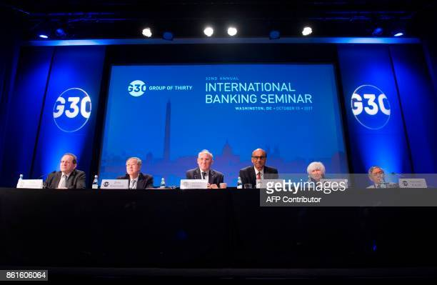 Vitor Constancio VicePresident of the European Central Bank Zhou Xiaochuan Governor of the People's Bank of China JPMorgan Chase International...
