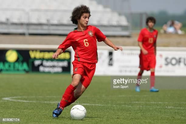 Vitor Emanuel RODRIGO DE ANDRADE Portugal / Guinee Mondial Minimes Tournoi International U16 Montaigu