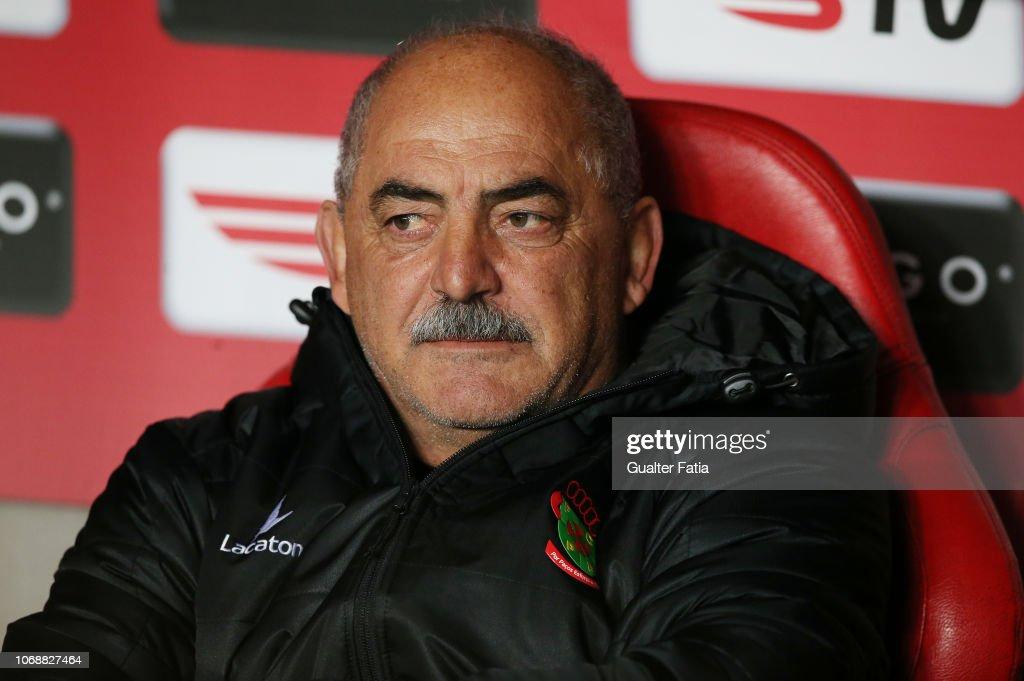 SL Benfica v Pacos de Ferreira - Portuguese League Cup : ニュース写真