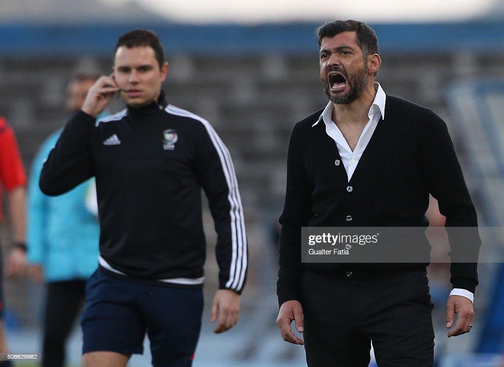 Os Belenenses v Vitoria de Guimaraes - Primeira Liga