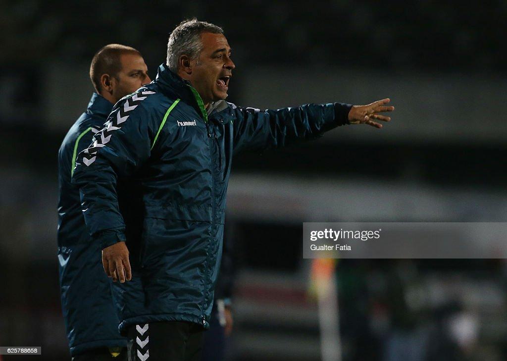 Setubal v Rio Ave - Primeira Liga : ニュース写真