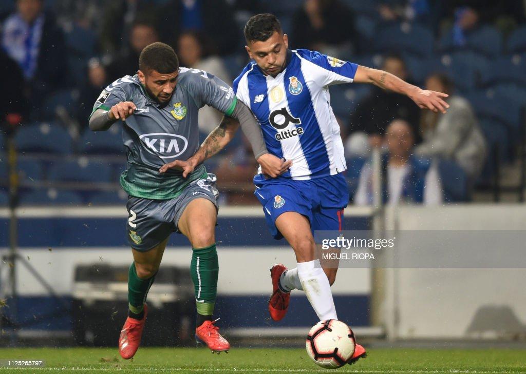 PRT: FC Porto v Vitoria FC - Liga NOS