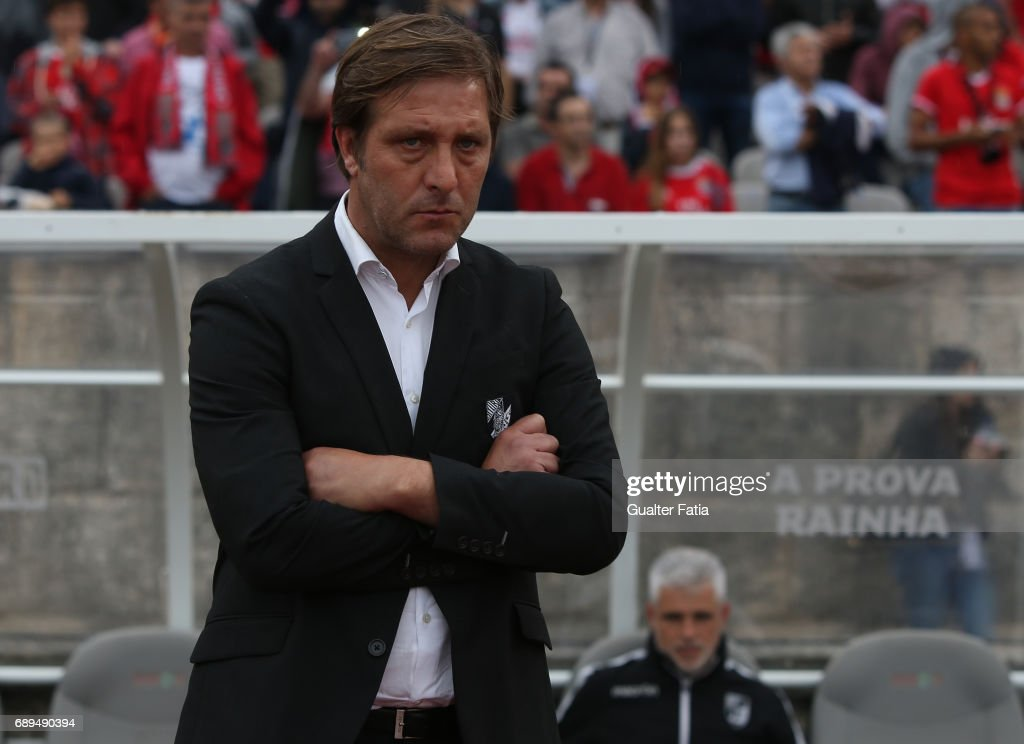 SL Benfica v Vitoria Guimaraes - Portuguese Cup Final : ニュース写真