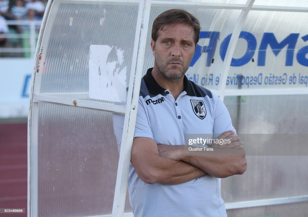 Sporting CP v Vitoria Guimaraes - Pre-Season Friendly : ニュース写真