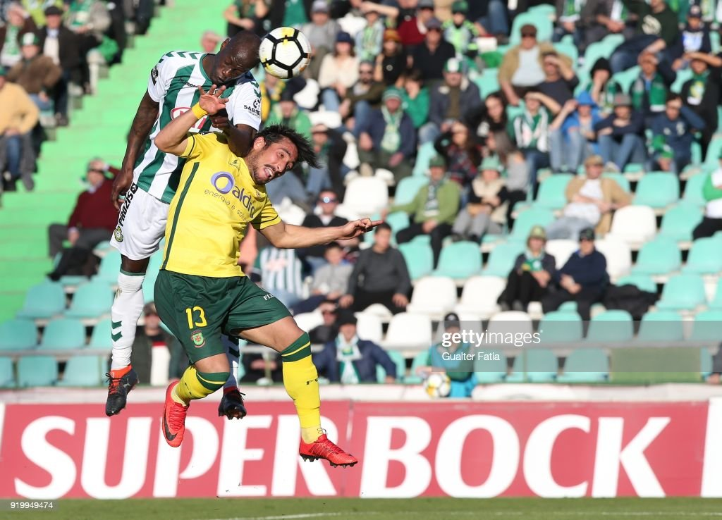 Vitoria Setubal v Pacos de Ferreira - Primeira Liga
