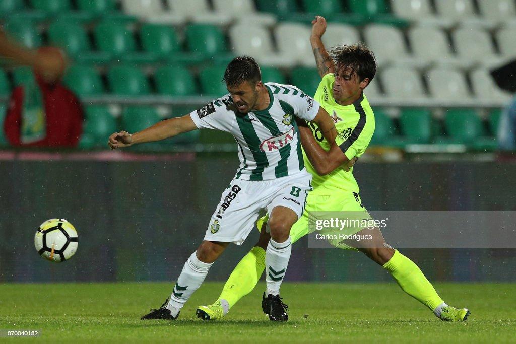 Vitoria Setubal v Desportivo Aves - Primeira Liga : News Photo