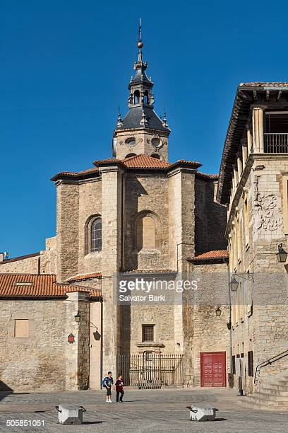 Vitoria-Gasteiz is a capital city of the province of Álava and of the autonomous community of the Basque Country in northern Spain. It is the second...