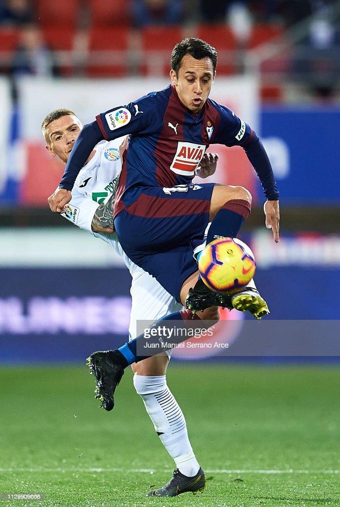 ESP: SD Eibar v Getafe CF - La Liga