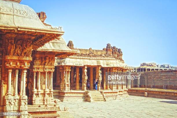 Vittala Temple, Hampi, India.