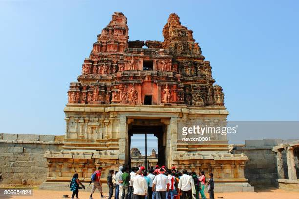 Vittala Temple in Hampi, Karnataka, India