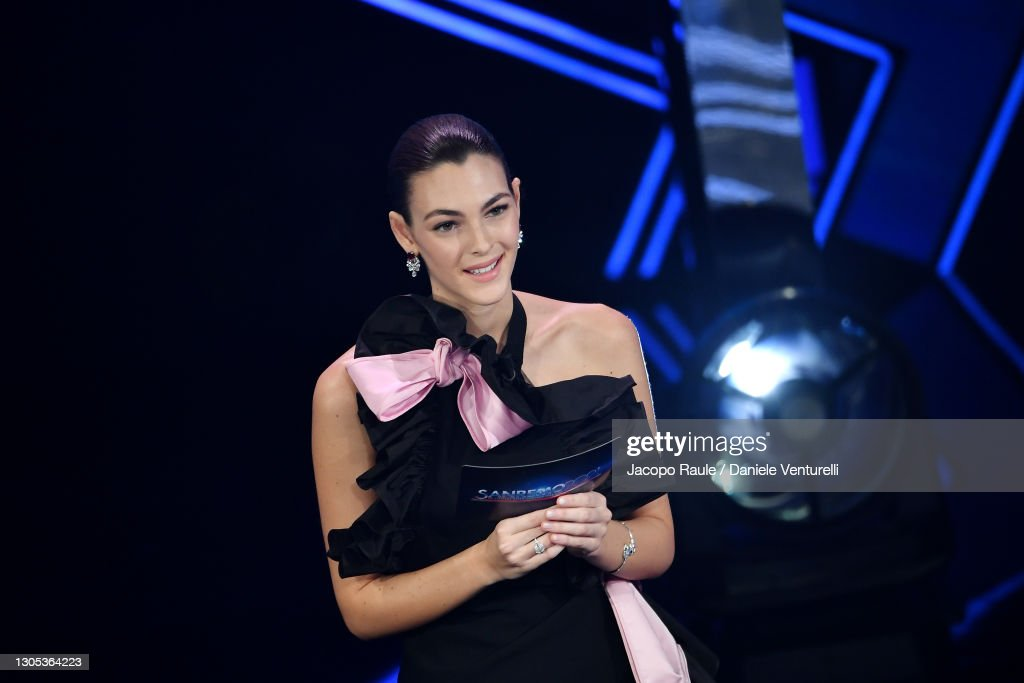 71th Sanremo Music Festival 2021 - Day 3 : ニュース写真